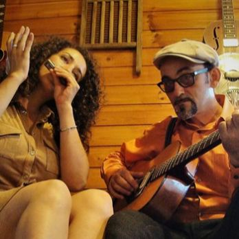 Concert: Sweet Marta & Johnny Big Stone Blues